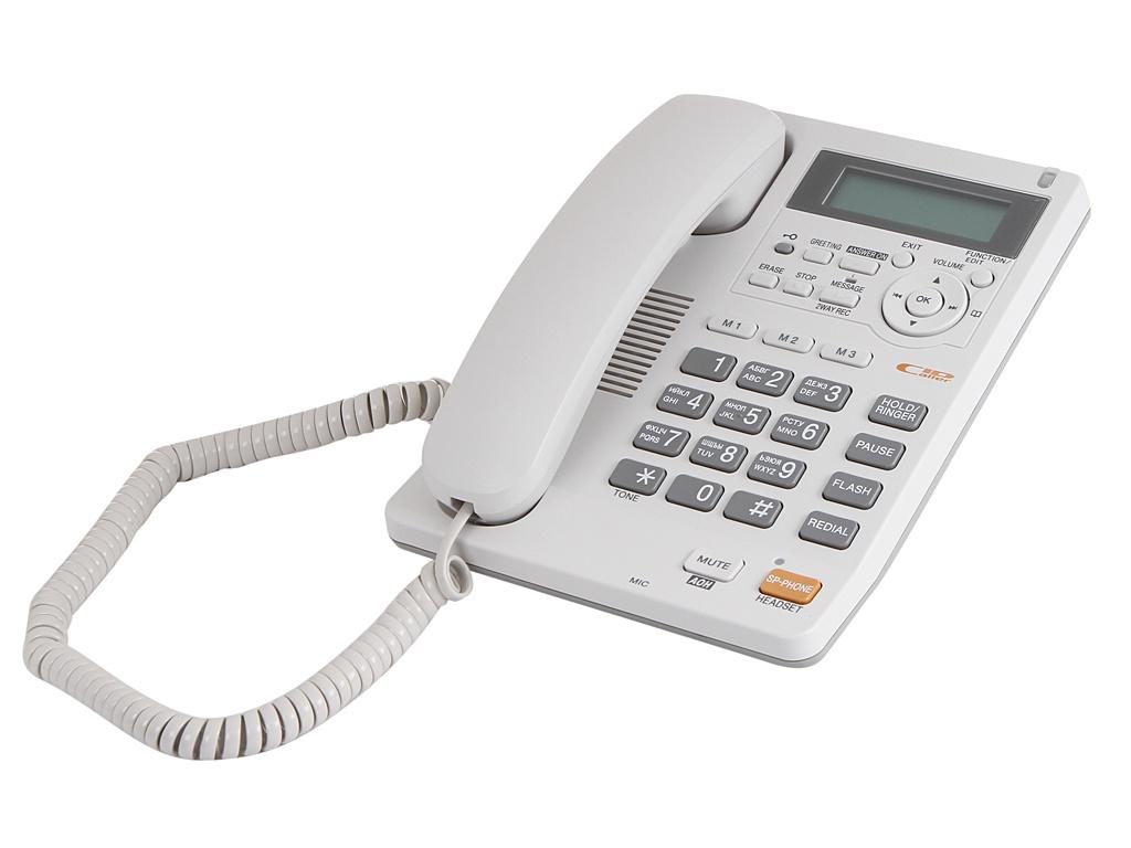 Телефон Panasonic KX-TS2570 White