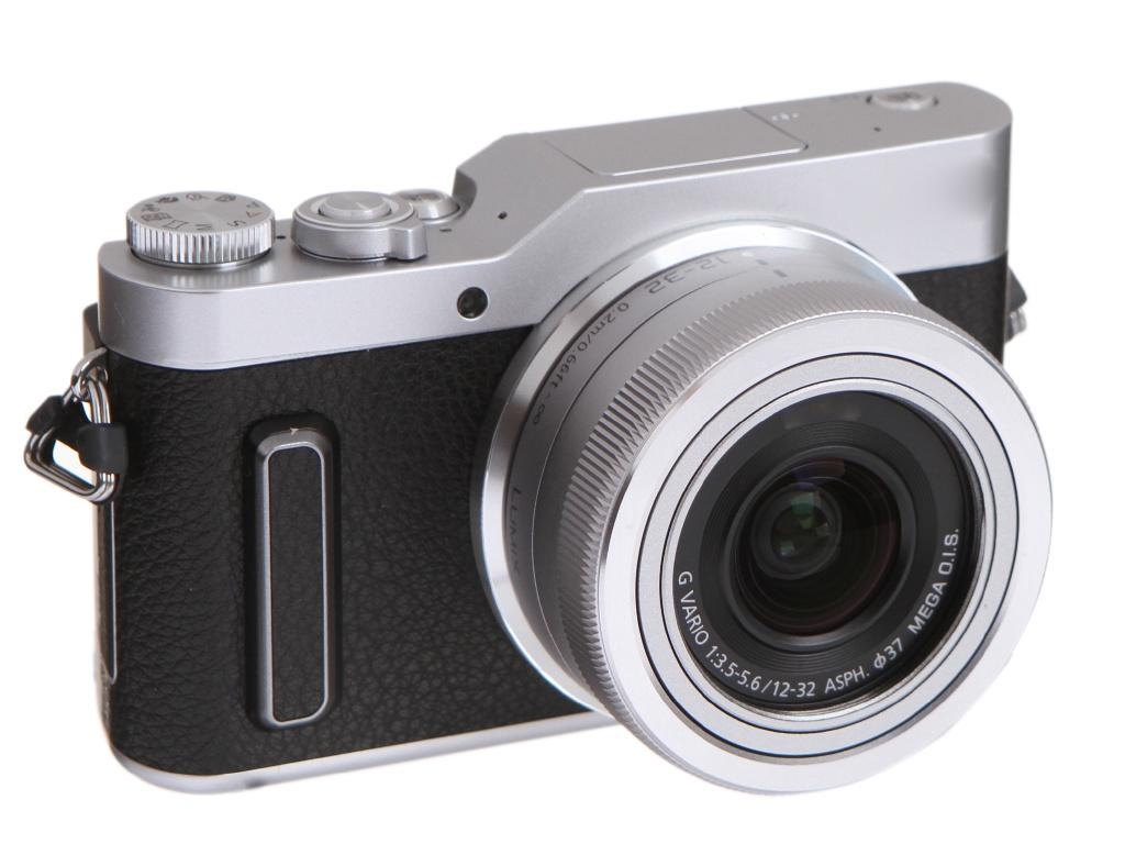 цена на Фотоаппарат Panasonic Lumix DC-GX880 Kit Silver