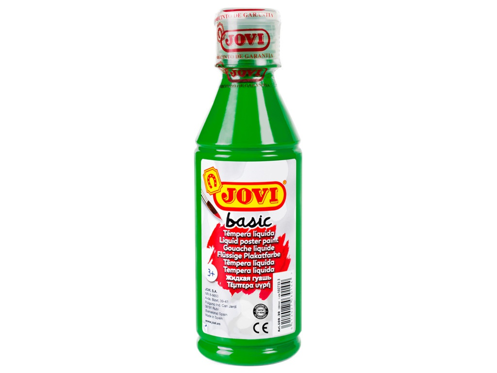 Гуашь Jovi 250ml Dark Green 51319