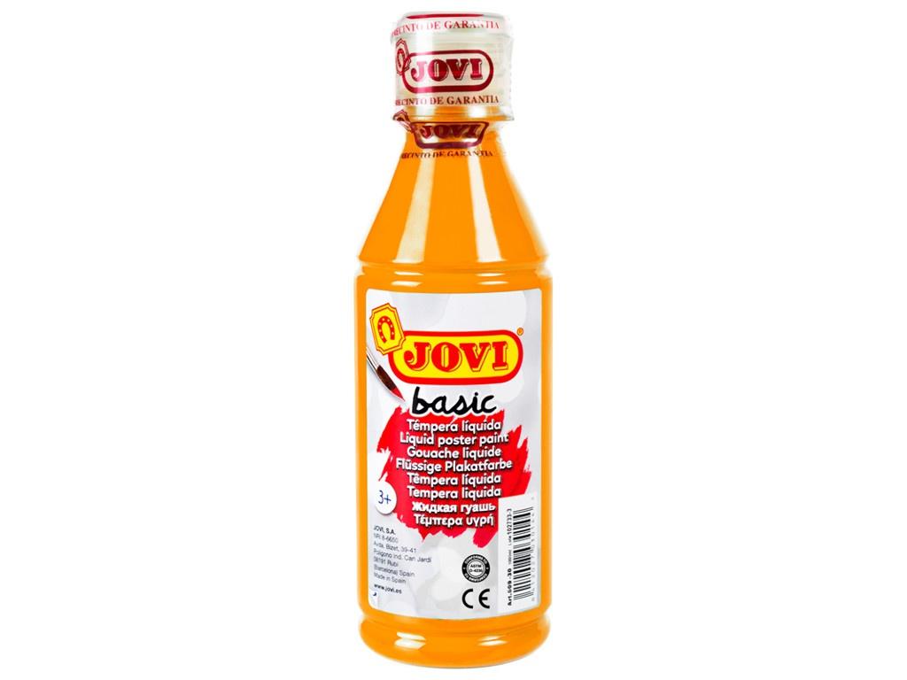 Гуашь Jovi 250ml Orange 51306