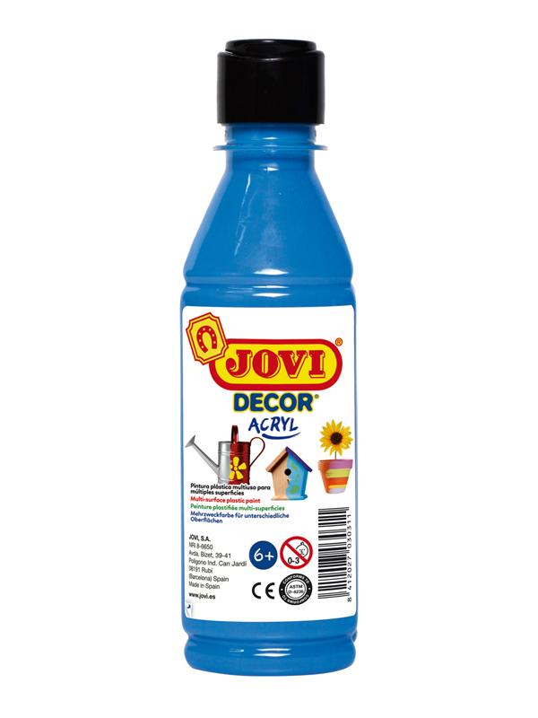 Краска акриловая Jovi 250ml Light Blue 68021