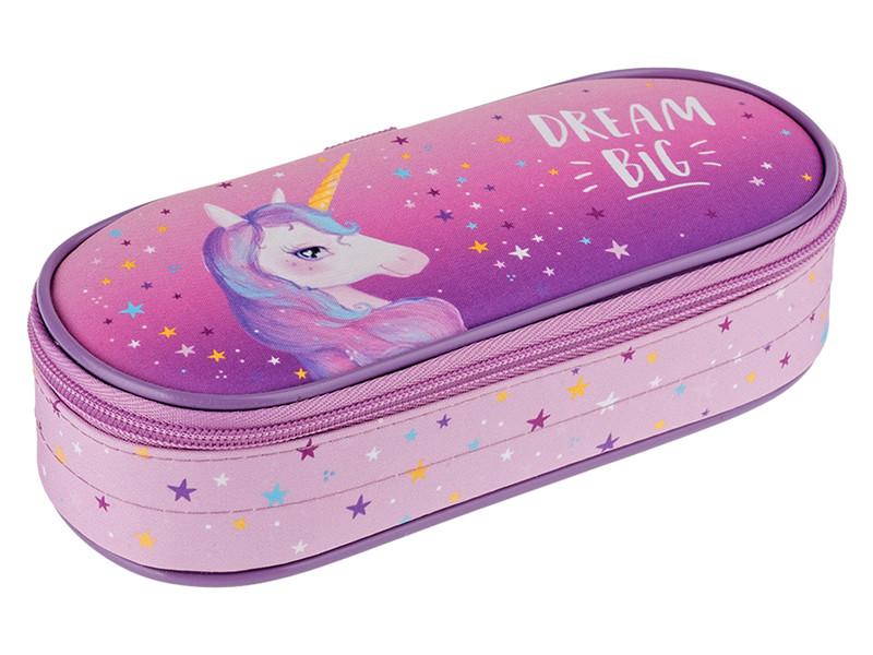 Пенал Berlingo Dream Unicorn 210x85x50mm PM04628