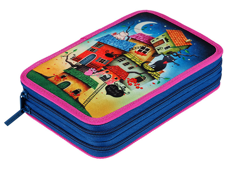 Пенал Berlingo Fairy Tale 200x140x45mm PK06324