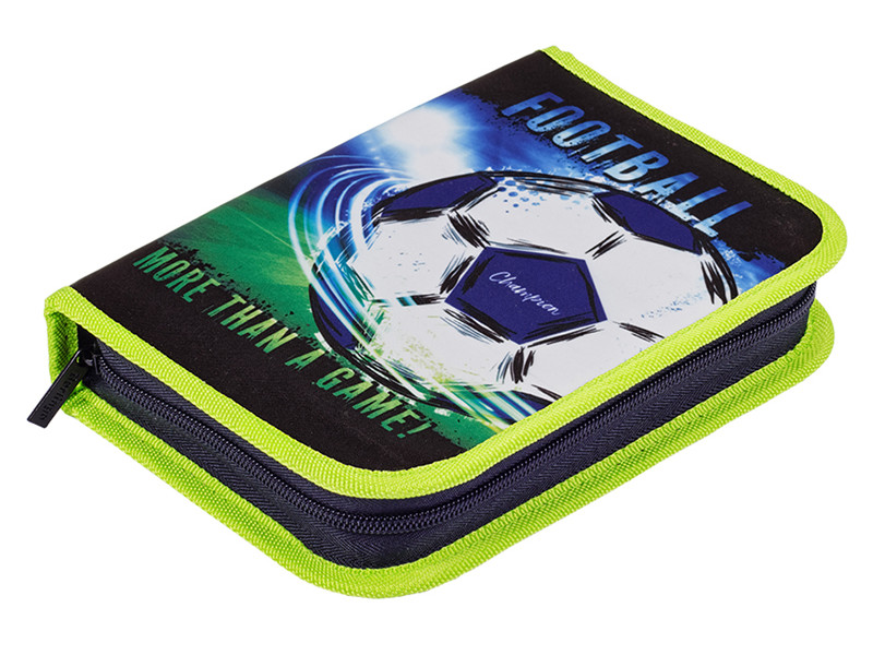 Пенал Berlingo Football Club 200x140x40mm PK06049