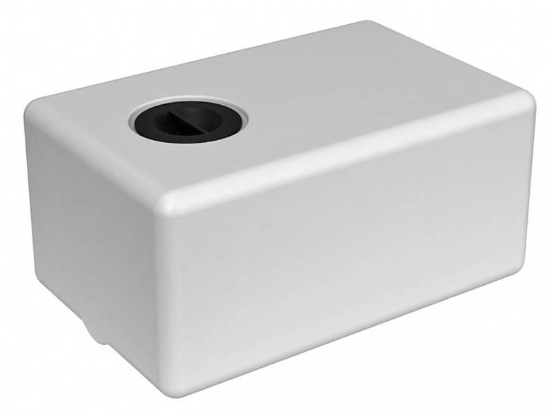 Бак Емкость Экопром ЭВП 50 White 112.0050.001.0