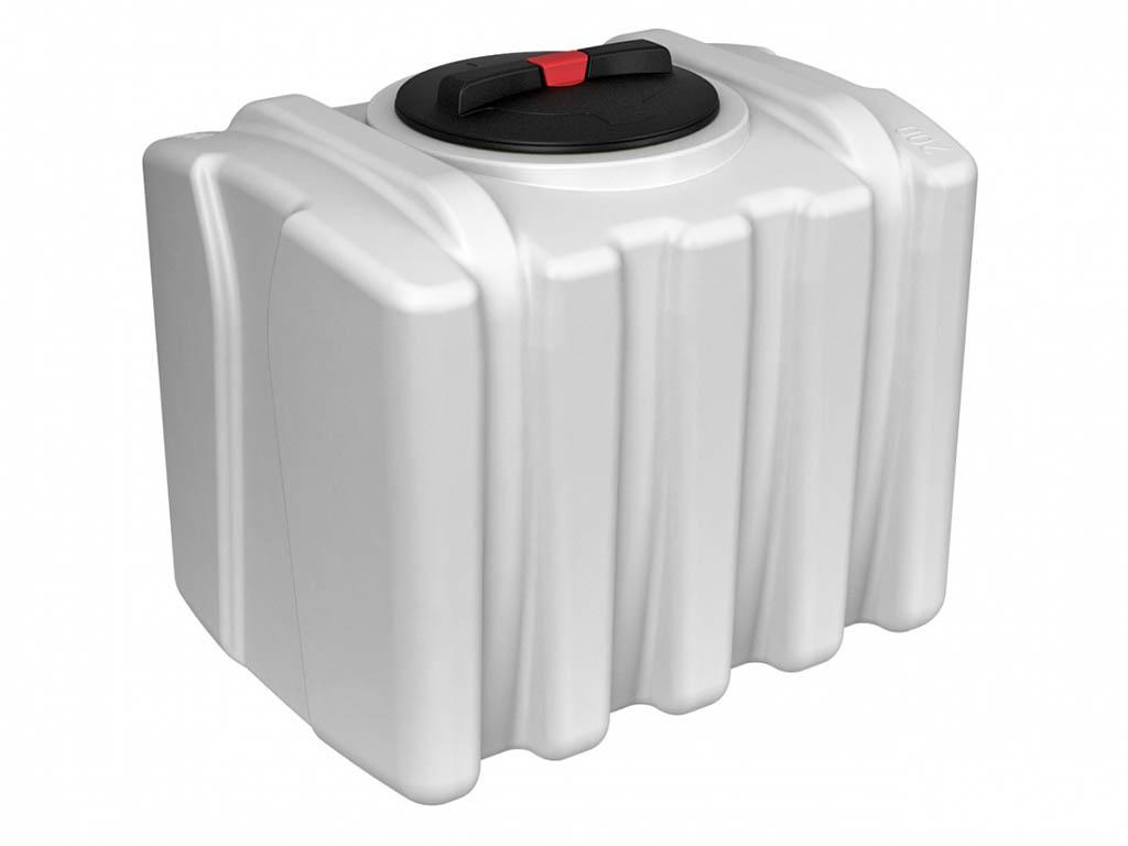 Бак Емкость Экопром ЭВП 200 White 112.0200.801.0