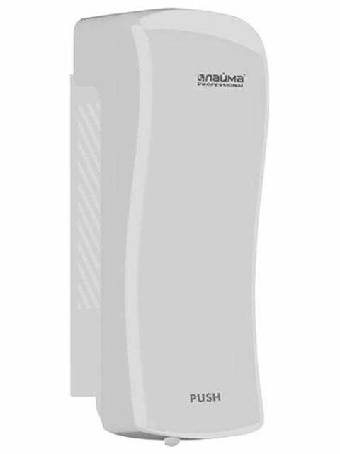 Дозатор Лайма Professional Original для жидкого мыла 800ml White 605774