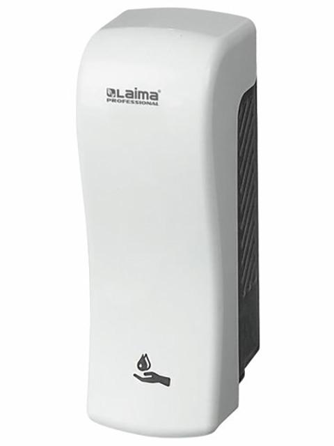 Дозатор Лайма Professional Original для жидкого мыла-пены 800ml White 605776