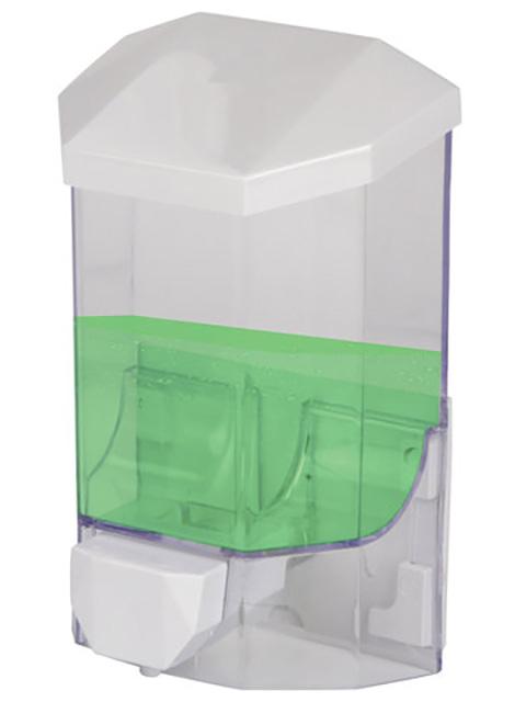 Дозатор Лайма Professional Original для жидкого мыла 500ml Transparent 605772