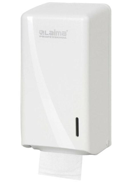 Дозатор Лайма Professional Original для туалетной бумаги White 605770