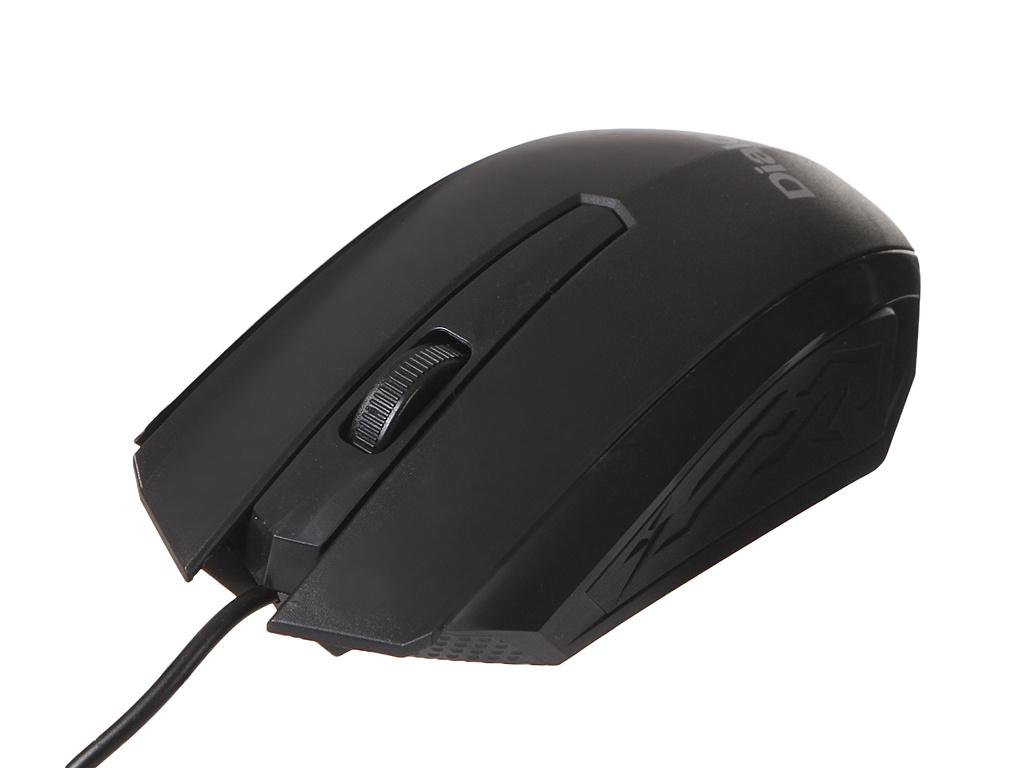 Мышь Dialog MOC-19U USB