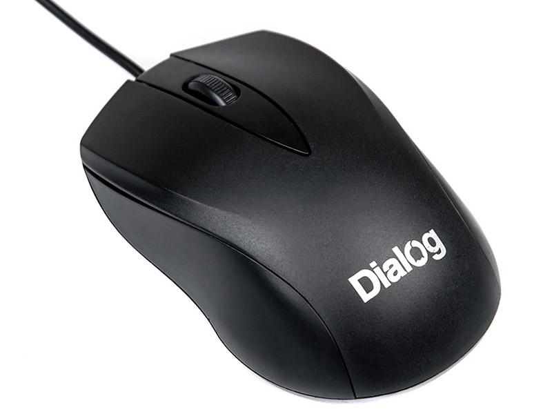 Мышь Dialog MOC-15U USB