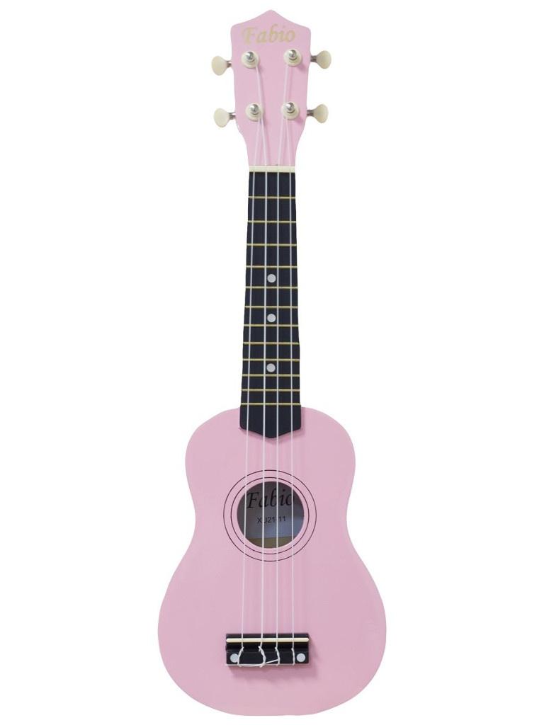 Укулеле Belucci XU21-11 Light Pink