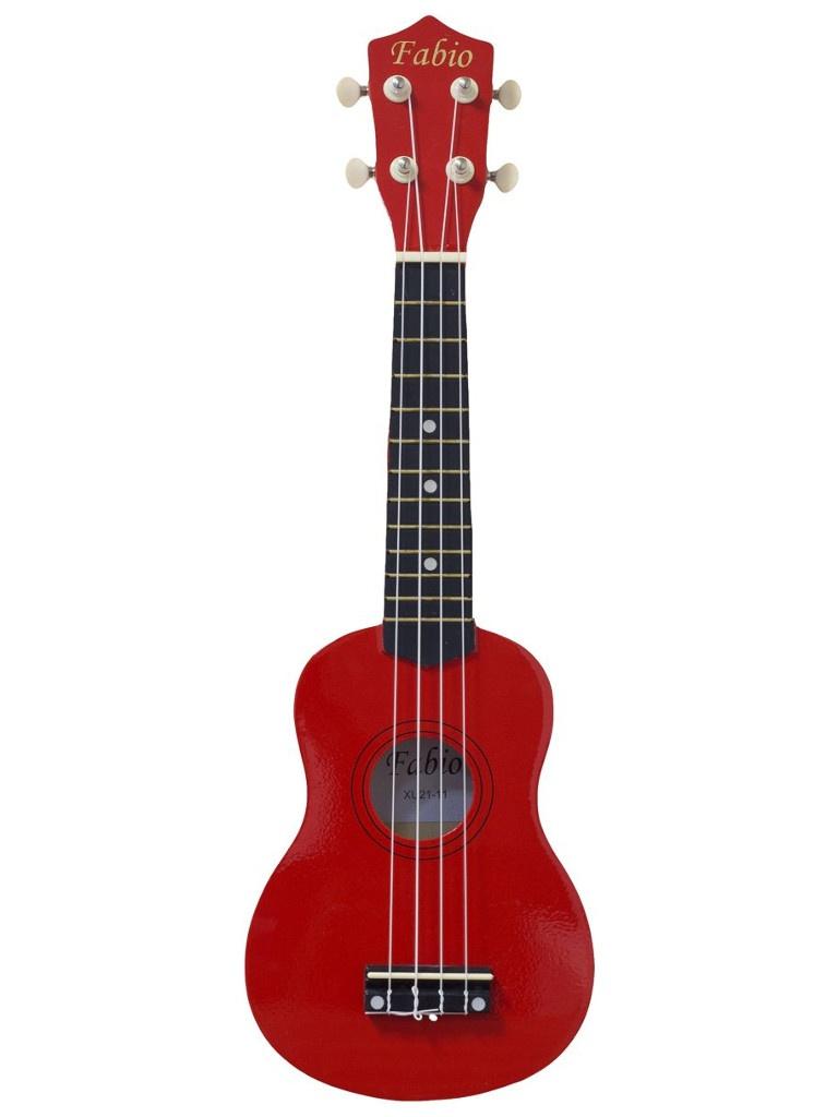 Укулеле Belucci XU21-11 Red