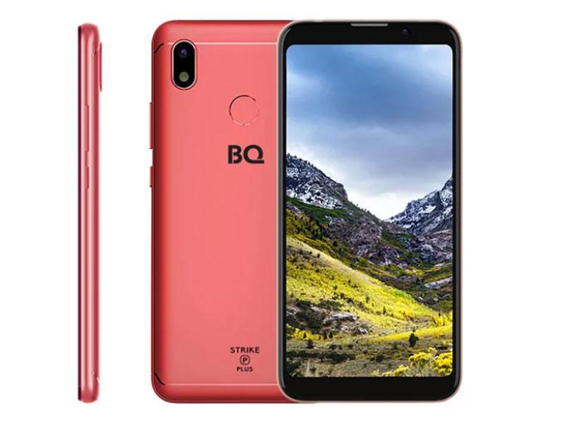 Сотовый телефон BQ 5535L Strike Power Plus Red