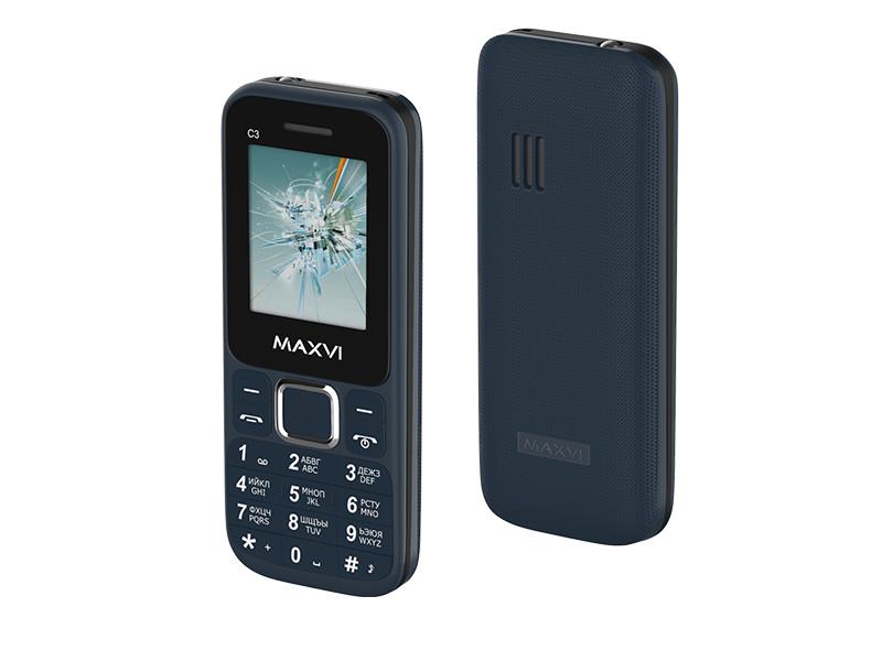 Сотовый телефон Maxvi C3 Marengo
