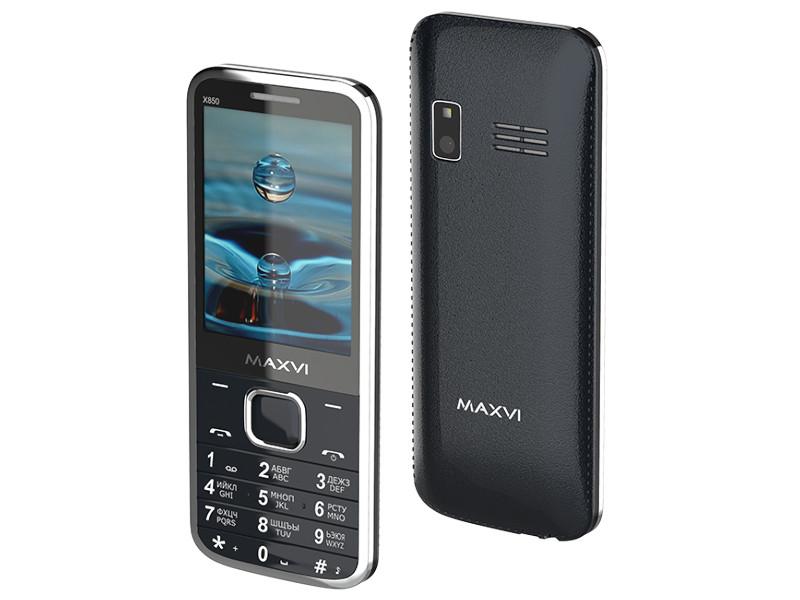 Zakazat.ru: Сотовый телефон Maxvi X850 Blue