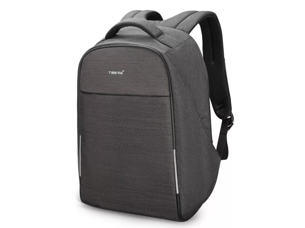 цена Рюкзак Tigernu T-B3286 Black-Grey онлайн в 2017 году