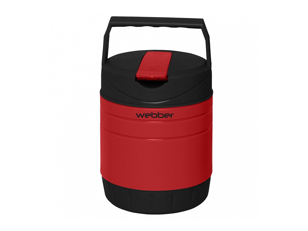 Термос Webber 1L Red-Black 24009/1Р
