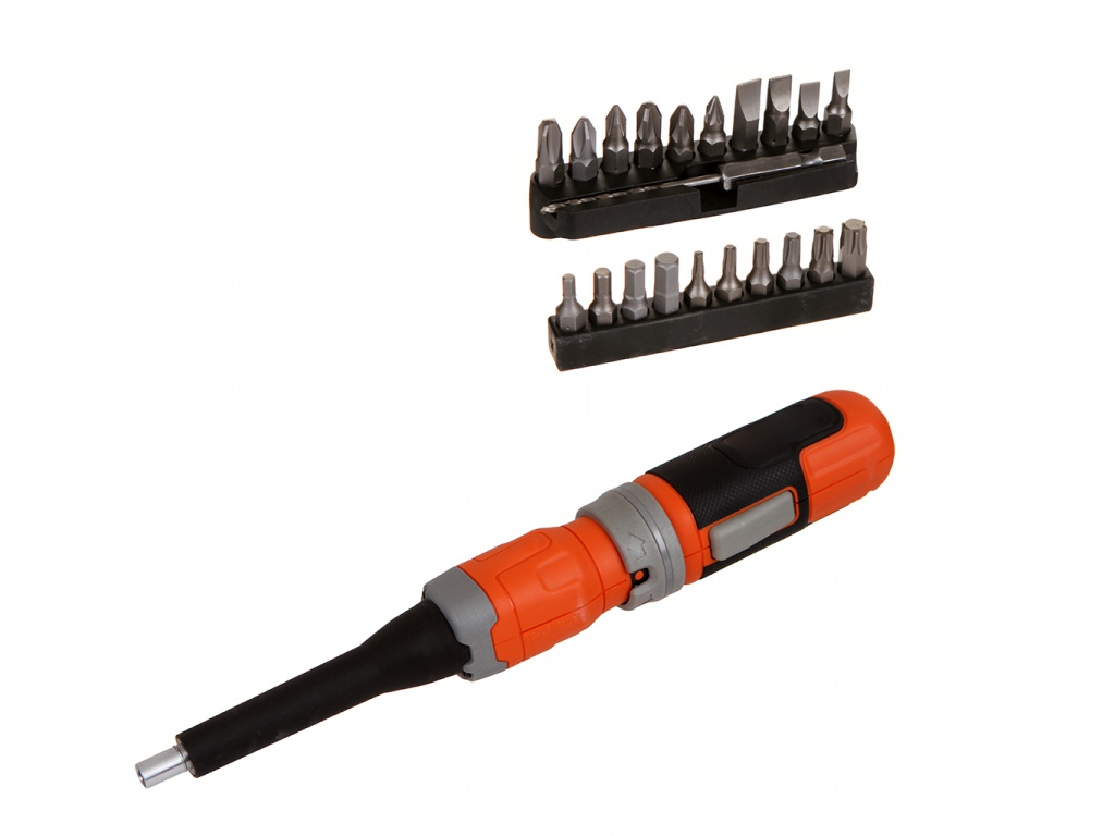 Отвертка Black+Decker BCF603C