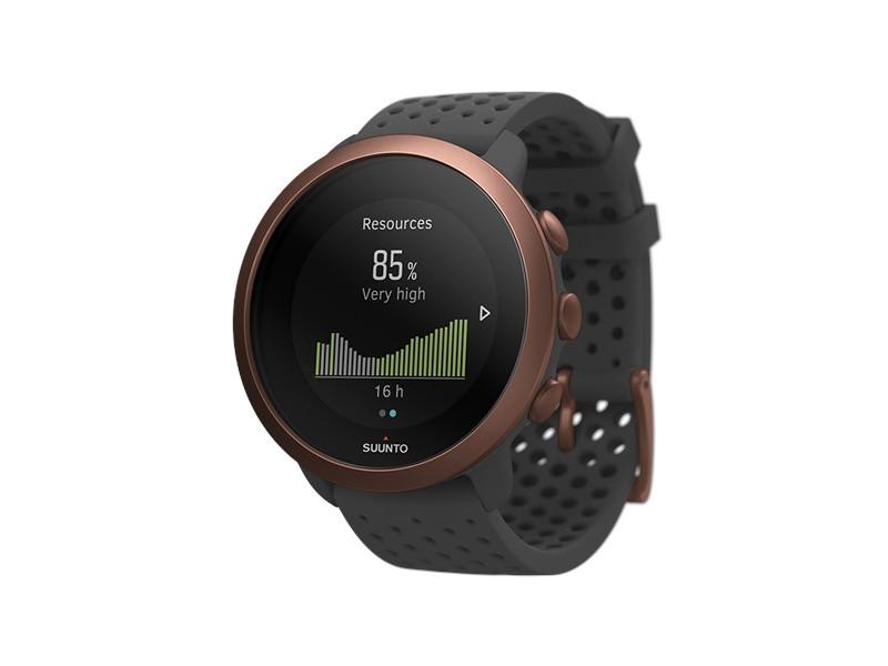 Часы Suunto 3 Graphite Copper SS050415000