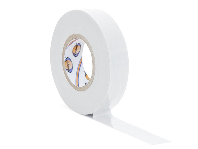 Изолента Aviora 15mm x 20m White 305-003