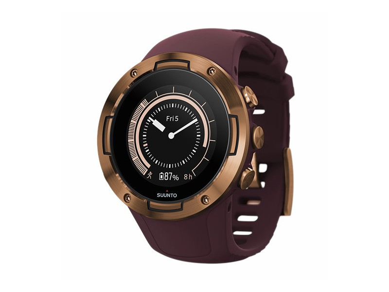 Часы Suunto 5 Burgundy Copper SS050301000