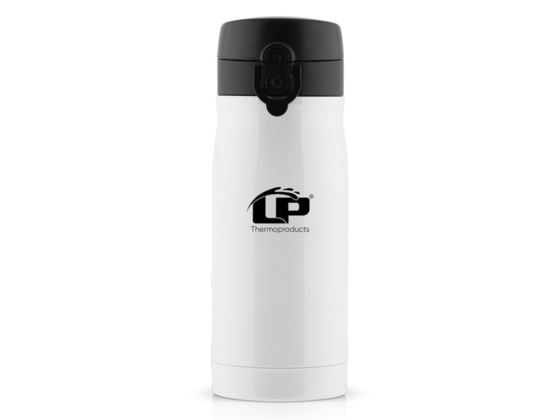 Термокружка LaPlaya Active 350ml White Pearl 80180