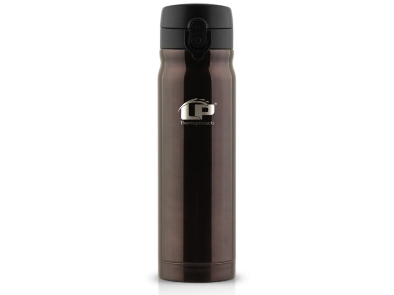 Термокружка LaPlaya Active 500ml Brown Metallic 80166