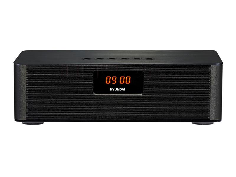 Часы Hyundai H-RCL340 Black