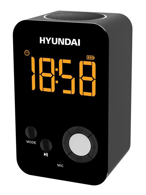 Часы Hyundai H-RCL300 Black