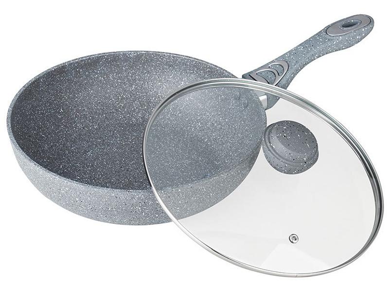 Сковорода Bekker Silver Marble 32cm BK-7911 недорого