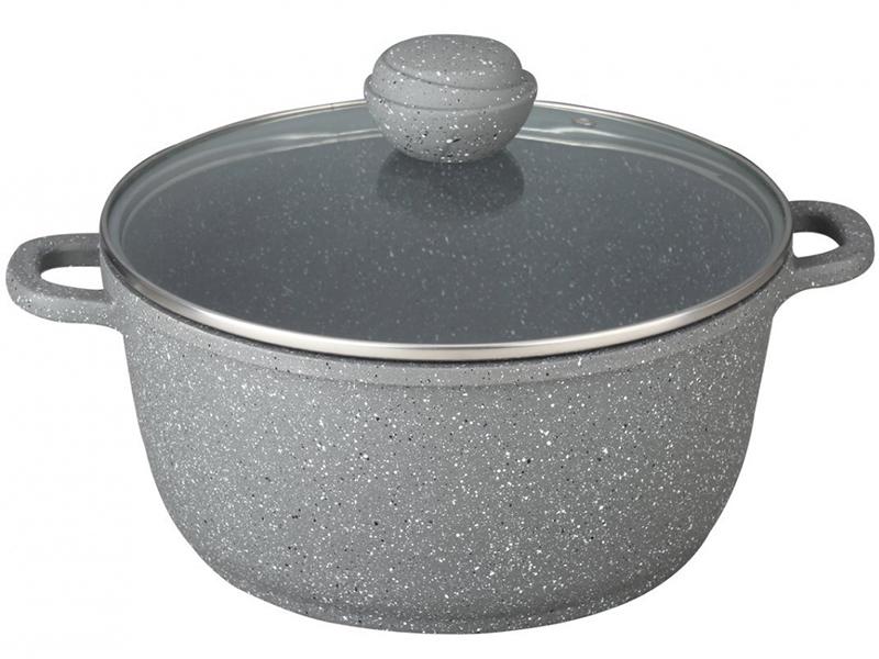 Кастрюля Bekker Silver Marble 2.1L BK-1112