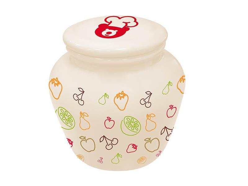 Баночка керамическая для йогуртниц Oursson PC89526/IV баночка для йогуртниц oursson pc89716 iv