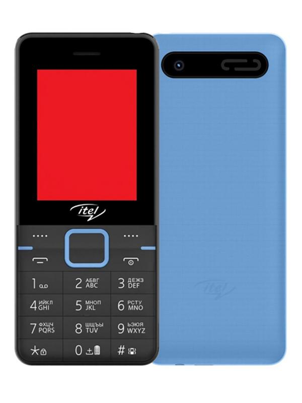 Сотовый телефон itel IT5615 Elegant Blue