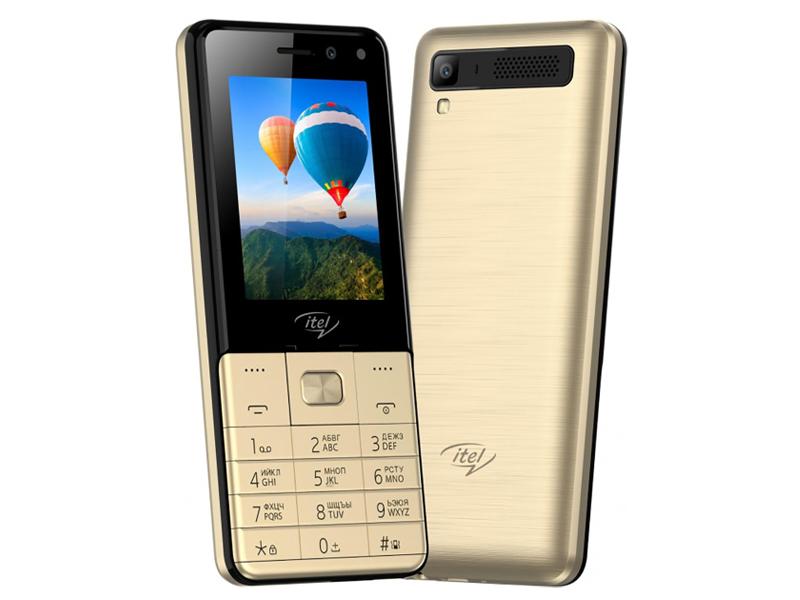 Сотовый телефон itel IT5250 Champagne Gold
