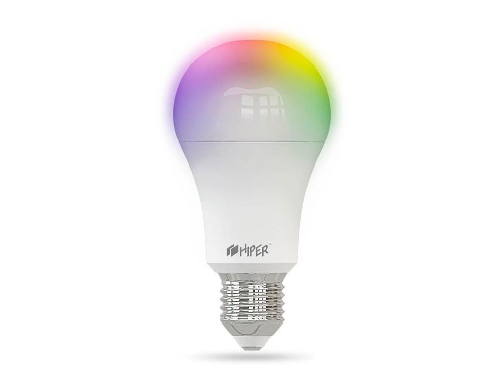 Лампочка Hiper Wi-Fi HI-A61 RGB