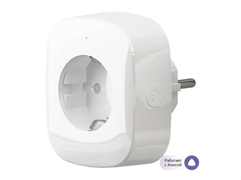 Розетка Hiper IoT P03 EU VDE Wi-Fi White HI-P03