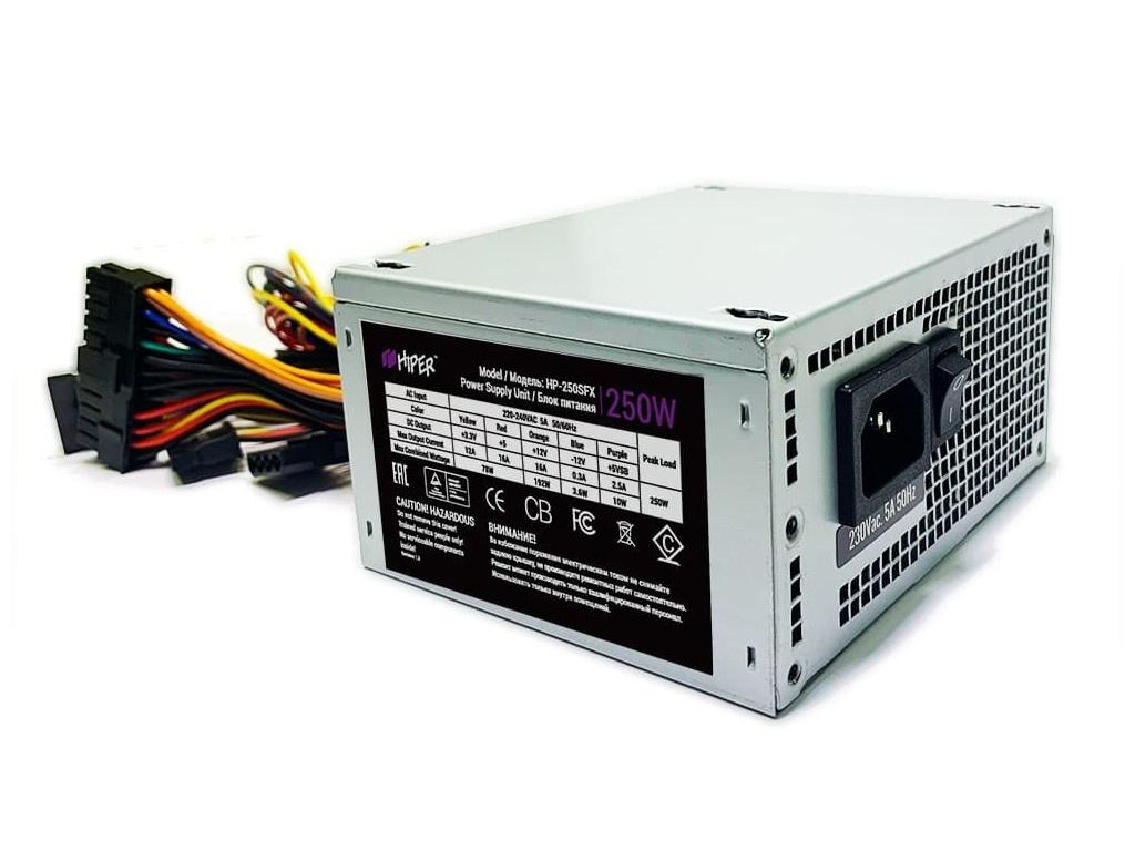 Блок питания Hiper HP-250SFX 250W OEM