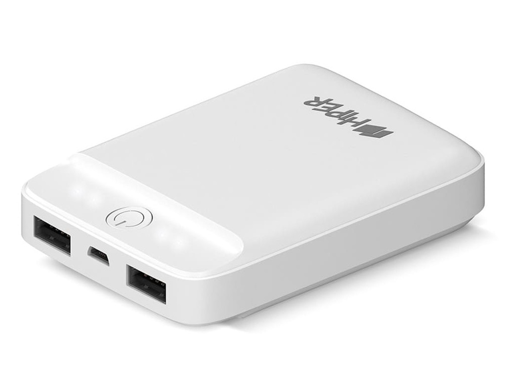 Внешний аккумулятор Hiper Power Bank SL6000 6000mAh White