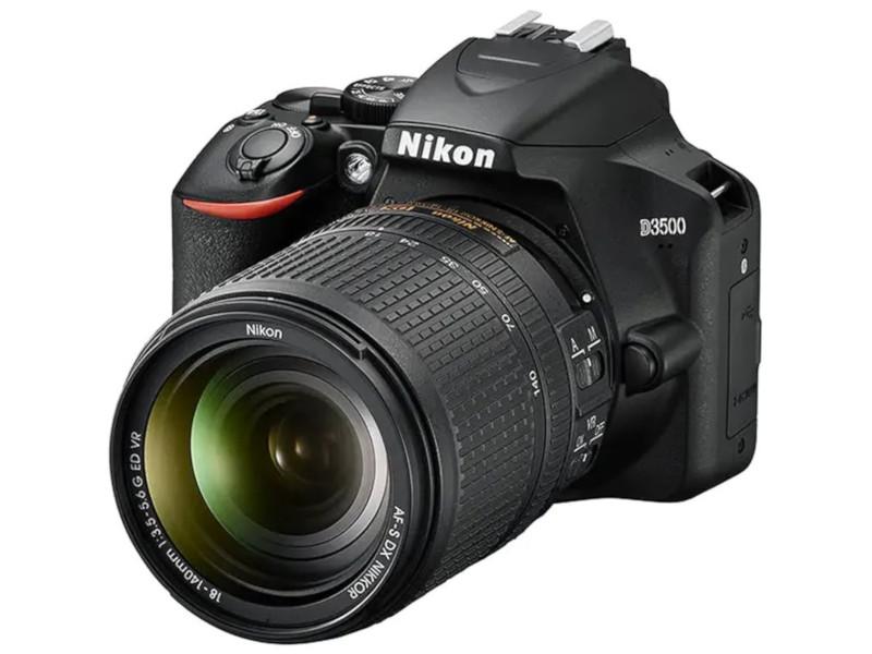 Фотоаппарат Nikon D3500 Kit 18-140mm F/3.5-5.6 VR