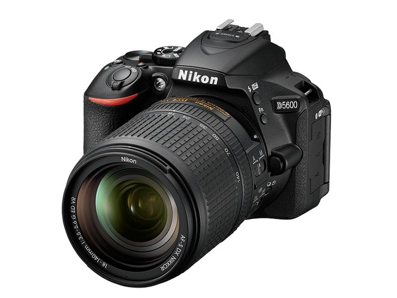 Фото - Фотоаппарат Nikon D5600 Kit 18-140mm VR AF-S цифровой фотоаппарат nikon z6 ii kit 24 70 f 4 s без адаптера