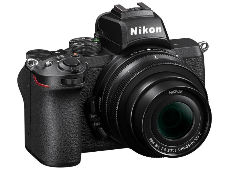 Фотоаппарат Nikon Z50 Kit 16-50mm F/3.5-6.3 DX VR фотоаппарат nikon z50 kit 16 50 mm vr 50 250 mm vr