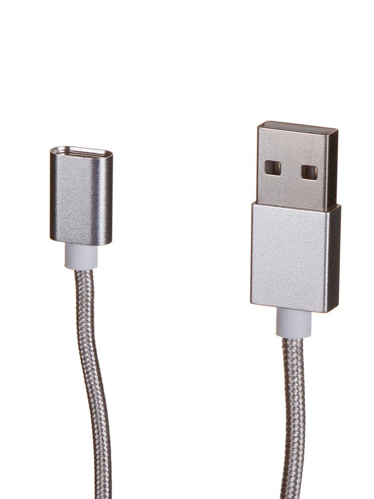 Аксессуар Gembird Cablexpert USB2.0 для адаптеров TypeC/MicroBM 5P/Lightning CC-USB2-AMMg-1M