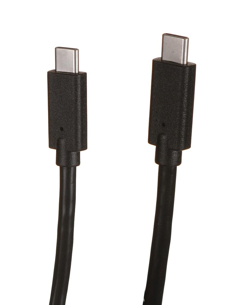 Аксессуар Gembird Cablexpert USB3.1 Type-C/Type-C Gen.2 1.0m CCP-USB3.1-CMCM2-1M