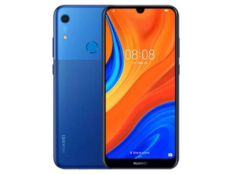 Сотовый телефон Huawei Y6S 3/64Gb Orchid Blue Выгодный набор + серт. 200Р!!!