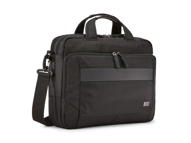 Сумка 14.0-inch Case Logic Slim Briefcase Black NOTIA114BLK