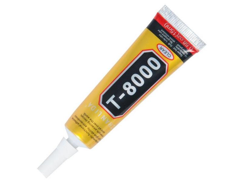 Инструмент для самостоятельного ремонта телефона Zhanlida T-8000 15ml клей-герметик для проклейки тачскринов инструмент для самостоятельного ремонта телефона jakemy груша для очистки от пыли jm cs11