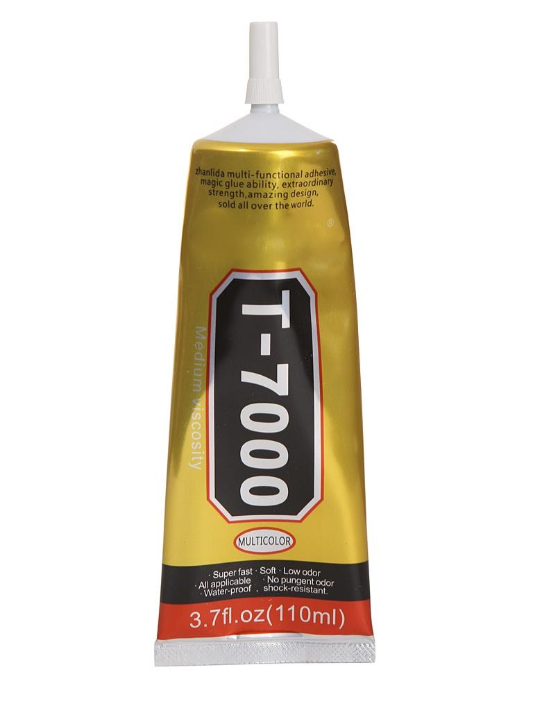Инструмент для самостоятельного ремонта телефона Zhanlida T-7000 110ml клей-герметик проклейки тачскринов