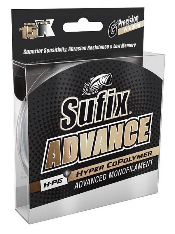 Леска Sufix Advance 0.25mm 150m 6.1kg SAV25C150 фото